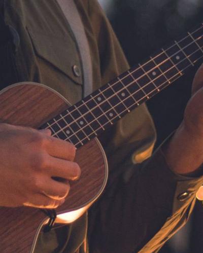 Рифы для гавайской гитары